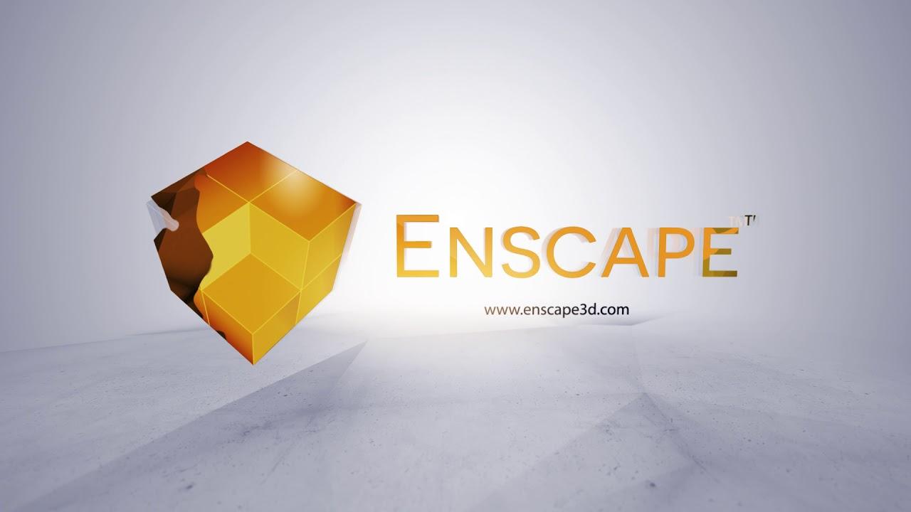 Enscape各版本安装教程