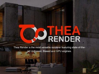 TheaRender各版本安装教程