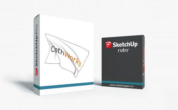 布料模拟-ClothWorks(Anton Synytsia)更新v1.7.2