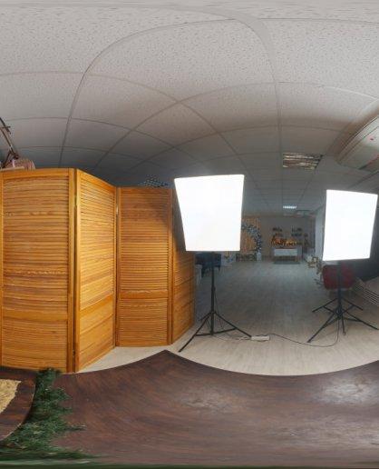 Christmas Photo Studio 02 HDRI