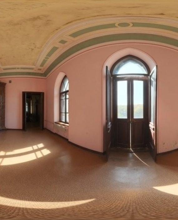 Large Corridor HDRI