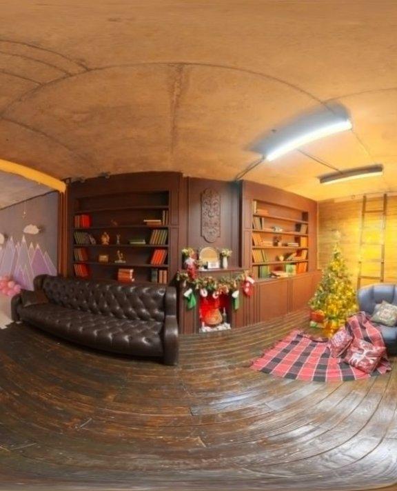 Christmas Photo Studio 01 HDRI
