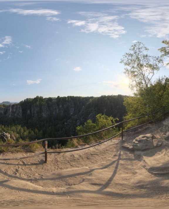 Neurathen Rock Castle HDRI