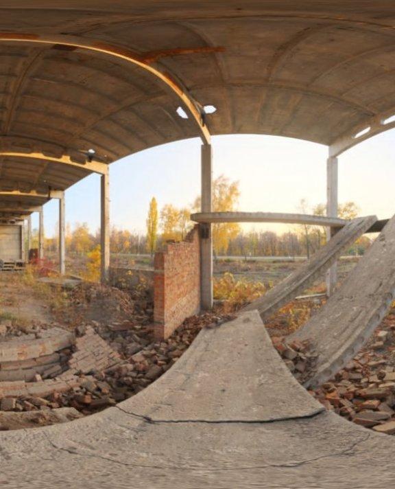 Reinforced Concrete 02 HDRI