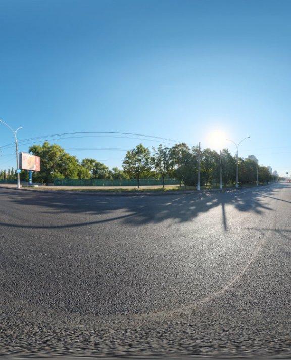 Wide Street 02 HDRI
