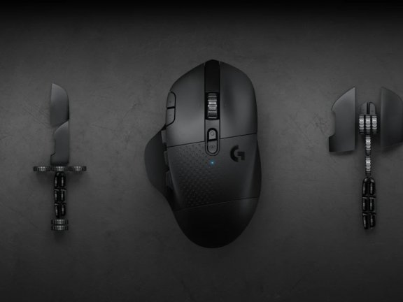 Logitech罗技G604提高SketchUp建模效率