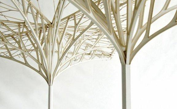 第016期:SketchUp草图大师创建树形架