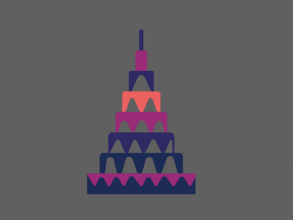 第011期:SketchUp草图大师创建蛋糕