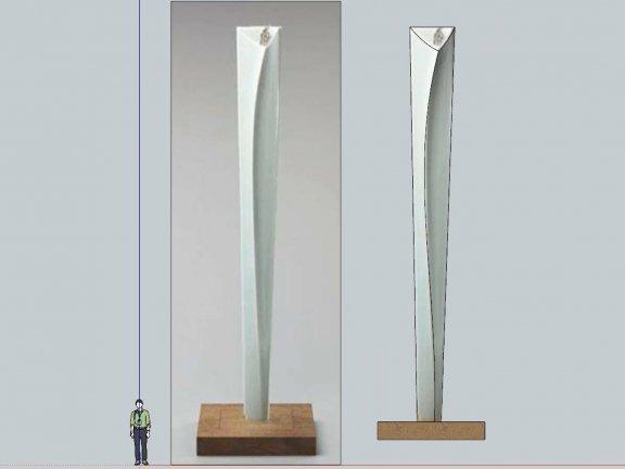 第025期:SketchUp草图大师创室内建雕塑饰件