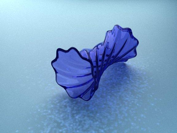 第016期:SketchUp草图大师创建室内玻璃花瓶