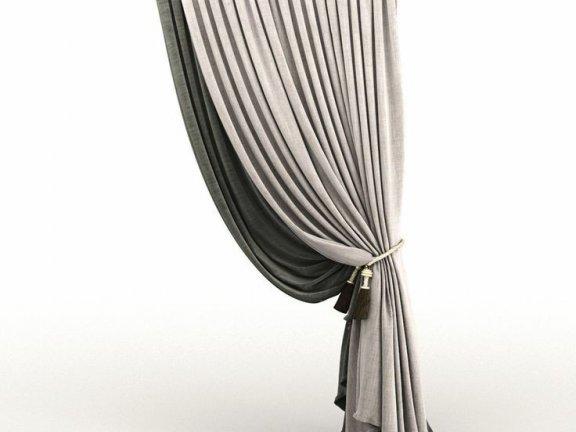 第017期:SketchUp创建室内婚礼布艺窗帘